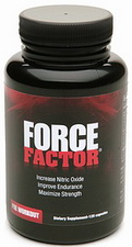Force Factor free trial scam