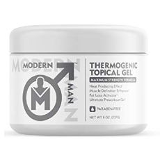 Modern Man Thermogenic Gel